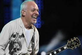 March 17: Peter Frampton at the Marin Center