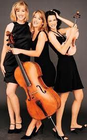 March 25: Eroica Trio at Mt. Tam United Methodist Church