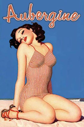 May 3: Vintage Lingerie Show at Aubergine