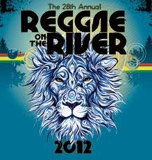 July 21-22: Reggae on the River