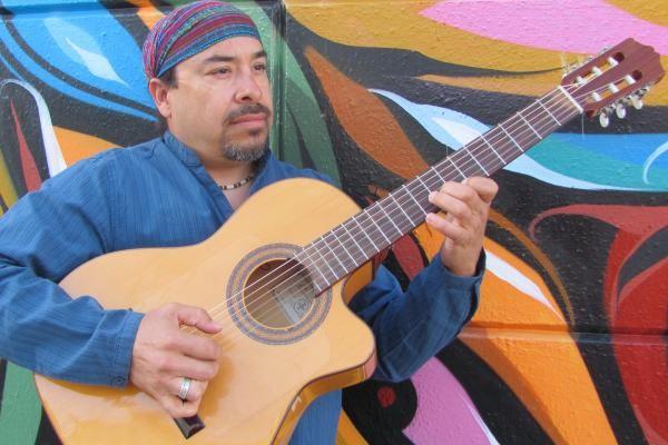 April 4: David Correa and CASCADA at Lagunitas Tap Room