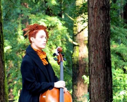 July 19: Zoe Keating at Napa Valley Opera House