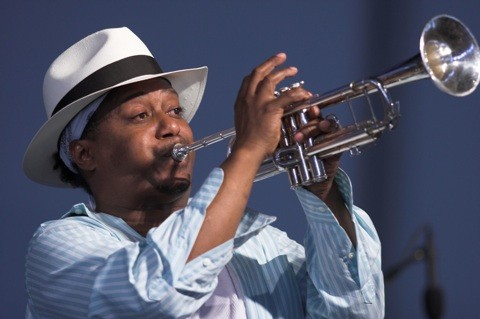 Aug. 21: Kermit Ruffins & the Barbecue Swingers at Sweetwater Music Hall