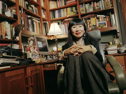 Dec. 2: Amy Tan at Copperfield's Books