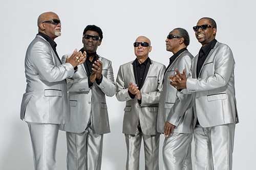 Dec. 14: The Blind Boys of Alabama at the Uptown Theatre