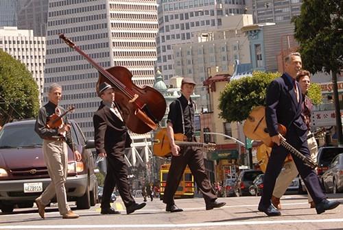 Dec. 19: Hot Club of San Francisco at Napa Valley Opera House