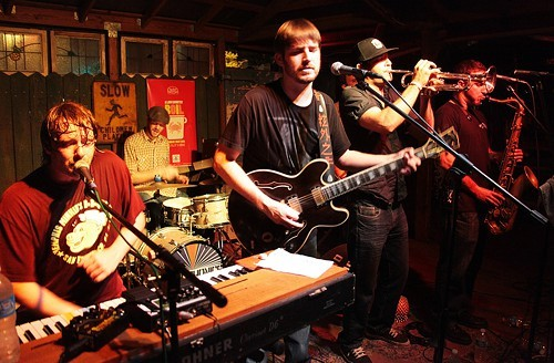 Dec. 27-28: Monophonics at Sweetwater Music Hall