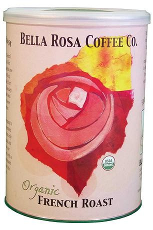 25 Days Project: Bella Rosa Coffee