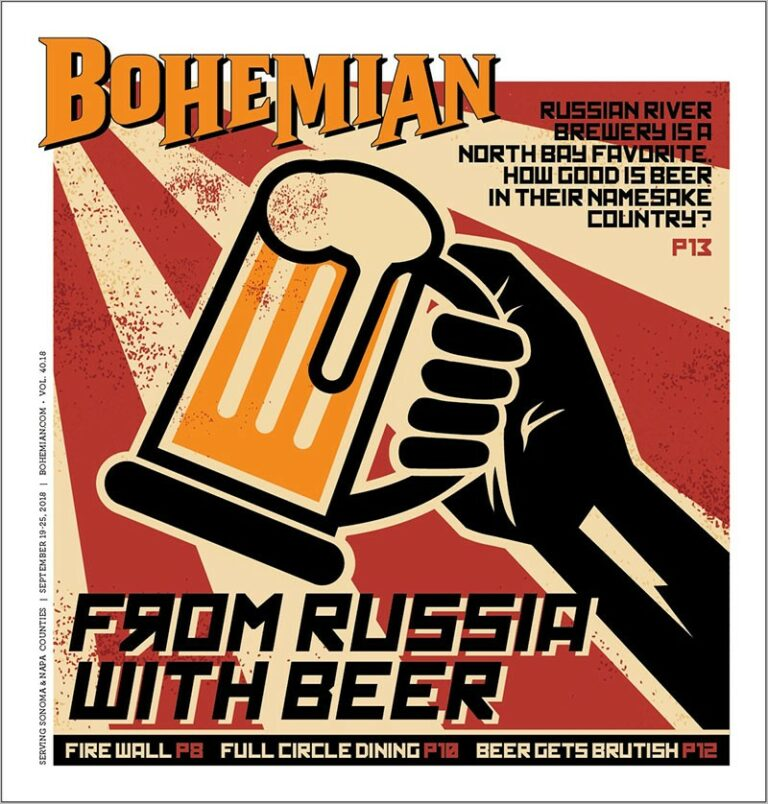 From Russia with Beer