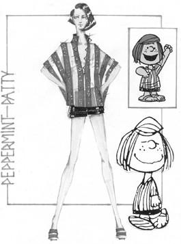 'Peanuts' Fashion
