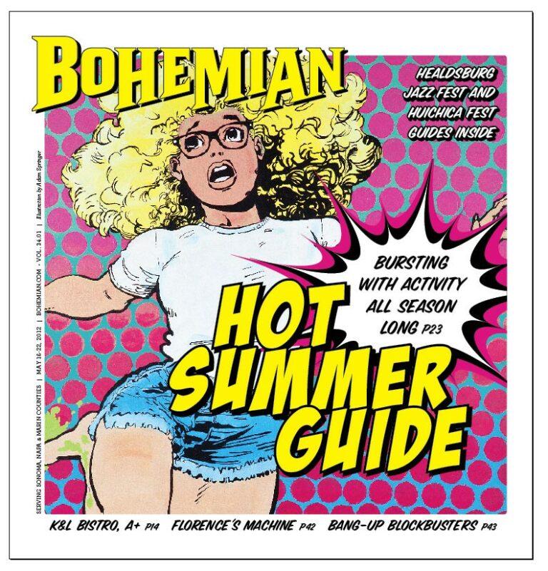 Hot Summer Guide 2012