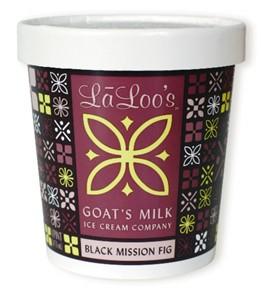 LaLoo's Goat's Milk Ice Cream