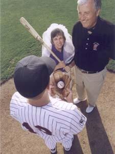 Baseball Marriage