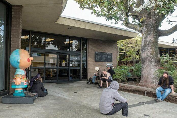 Santa Rosa Sonoma County library