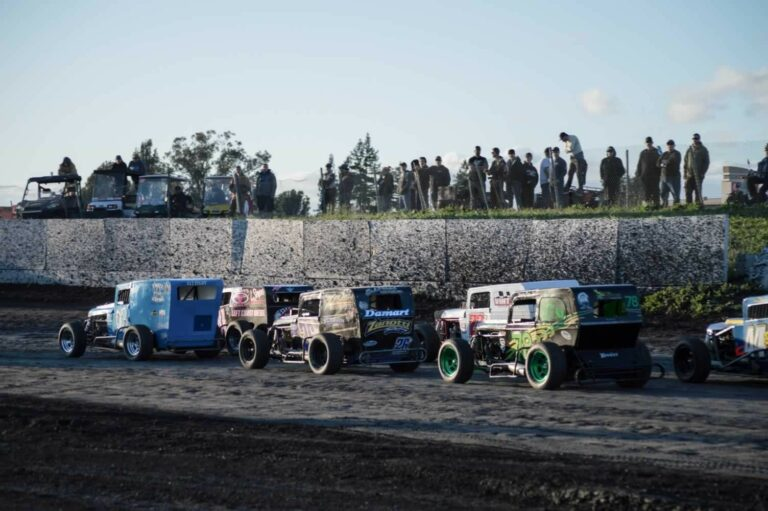 Petaluma Speedway Sells 'Pit Passes' Amid Pandemic