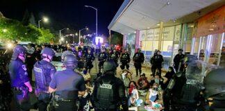Santa Rosa mass arrest June 2, 2020