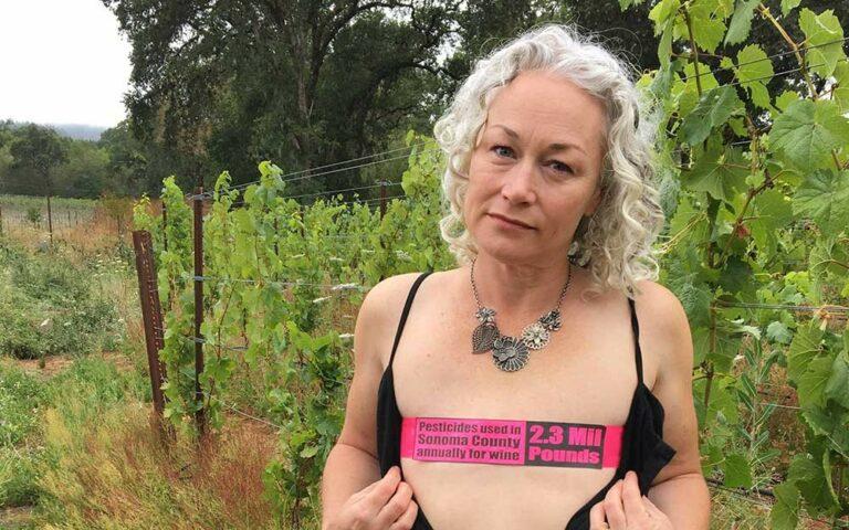 Wine Country Women Fight Glyphosate