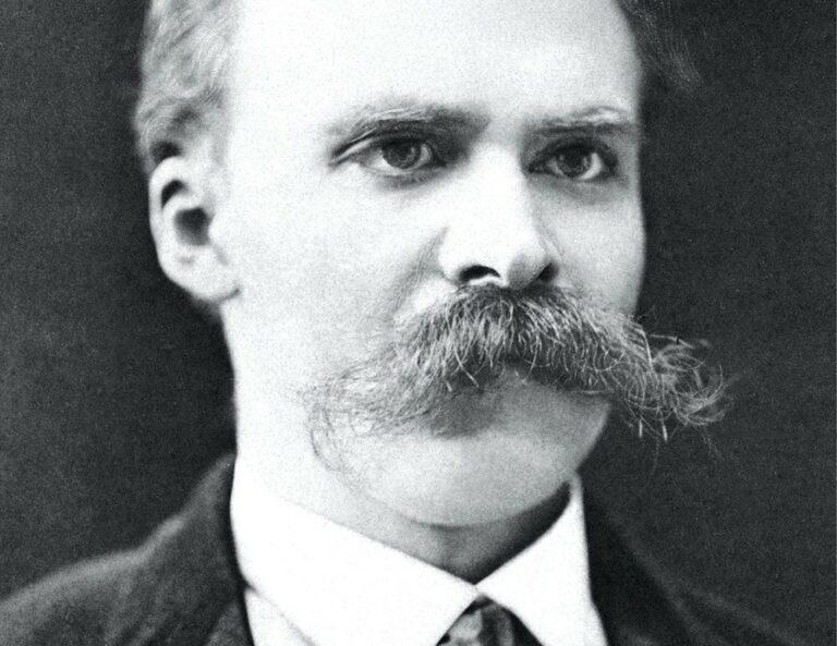 Nietzsche Is Peachy