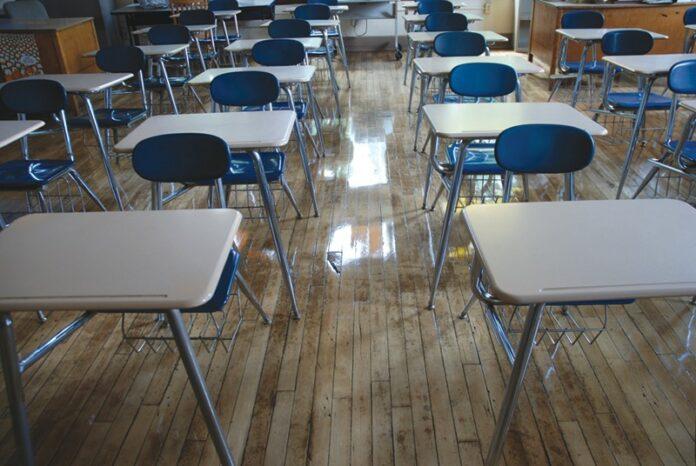 School desks California