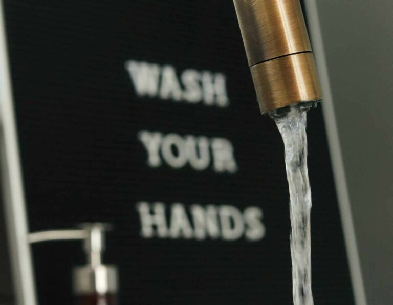 Governor Won't Touch the Tap