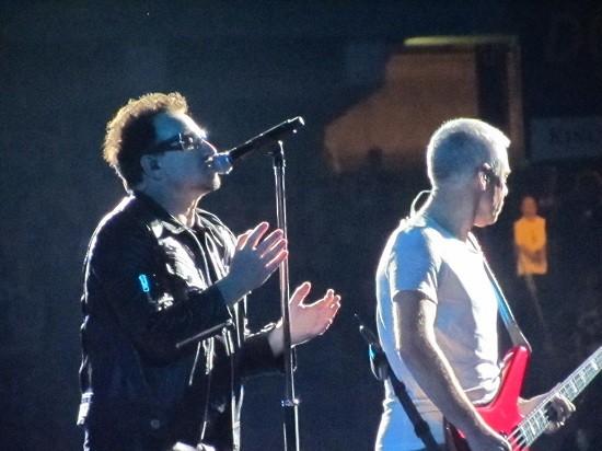 Photos and live review: U2 – June 7, 2011 – Overstock.com Coliseum, Oakland
