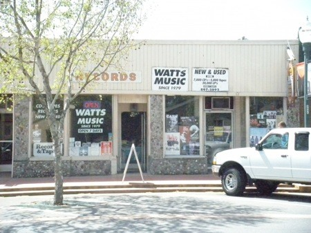 Record Store Day in Marin – Saturday, April 17, 2010