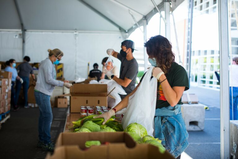 How Bay Area Food Banks are Coping with the Pandemic's Hunger Crisis