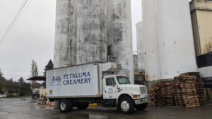 Petaluma Creamery California Daedalus Howell