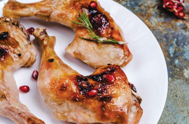 pomegranate chicken