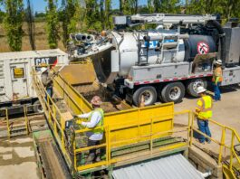 Bay Area Concrete Recyling California PG&E