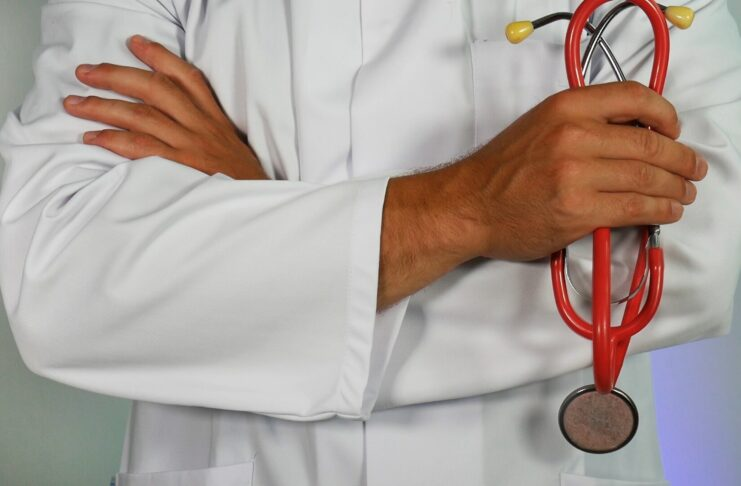 Doctor torso