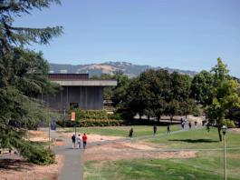 sonoma state university campus 2019
