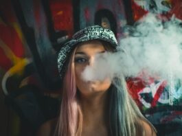 Teen cannabis use, California