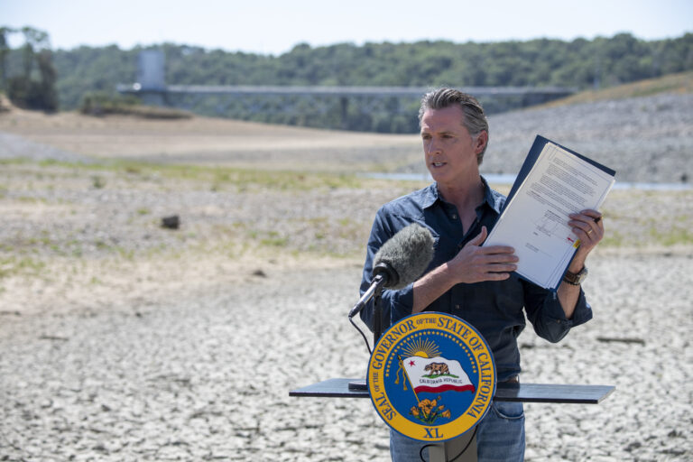 Gov. Newsom Proclaims Drought Emergency in Russian River Watershed