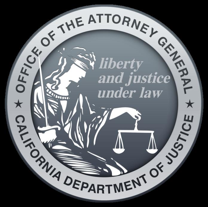 Wikimedia - California DOJ logo