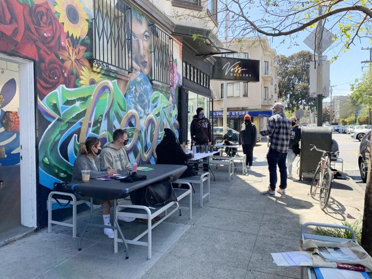 Outdoor Stencil Workshop with Renowned Street Artist Jeremy Novy