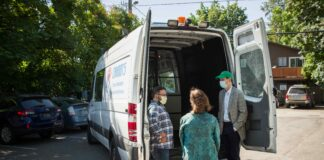CAHOOTS Van, White Bird Clinic