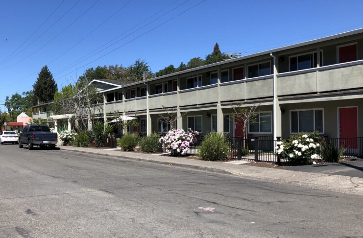 Housing - Santa Rosa, California