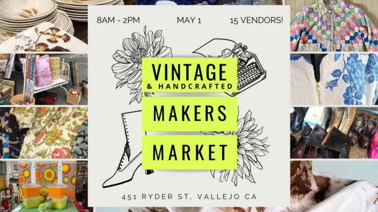 Vintage & Handcrafted Makers Market