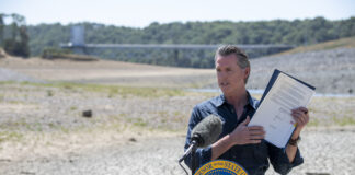 Gavin Newsom California Drought
