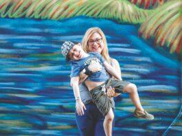 Ryeson and Shana Bull - Blue Spider