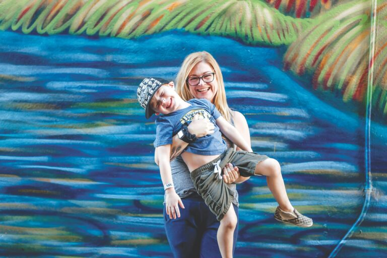 Hang Eight: Five-Year-Old Co-Authors Book About Surfboarding Spider