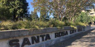 Santa Rosa City Hall - June 2021