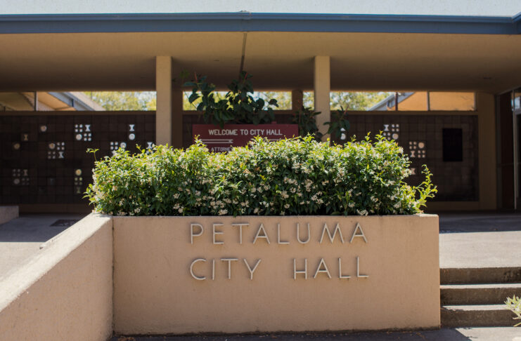Petaluma City Hall