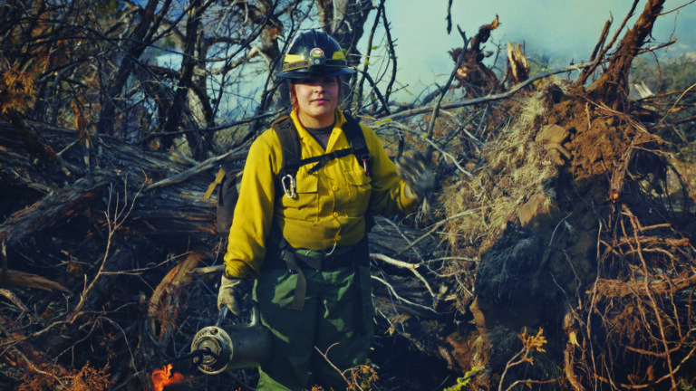 BYOB: New Film Finds Heroes Among Flames