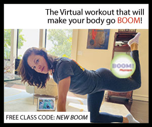virtual workouts, boom physique