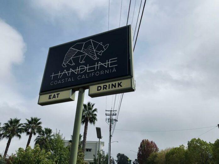Handline sign