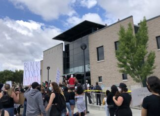 Sonoma County Sheriff Protest - June 2020