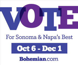 vote for best businesses in sonoma napa california