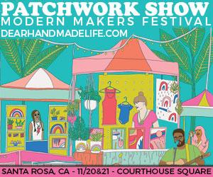 patchwork shows in santa rosa california, maker festival